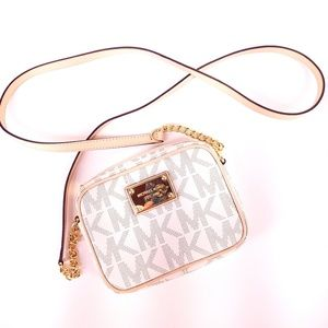 Michael Kors | Monogram Logo Crossbody Bag